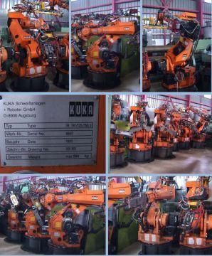 Kuka IR 761/125/150.0 6 Axis 125 Kg