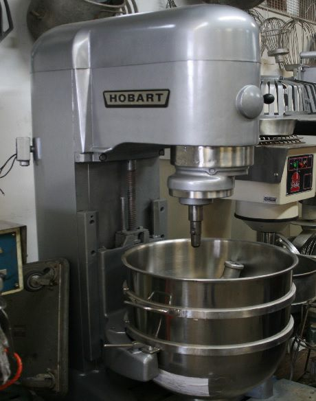 Hobart 140 QT Hobart Dough Mixer