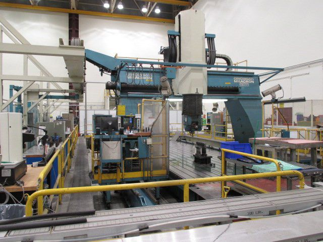 Cincinnati 5-AXIS GANTRY ROUTER 5 Axis