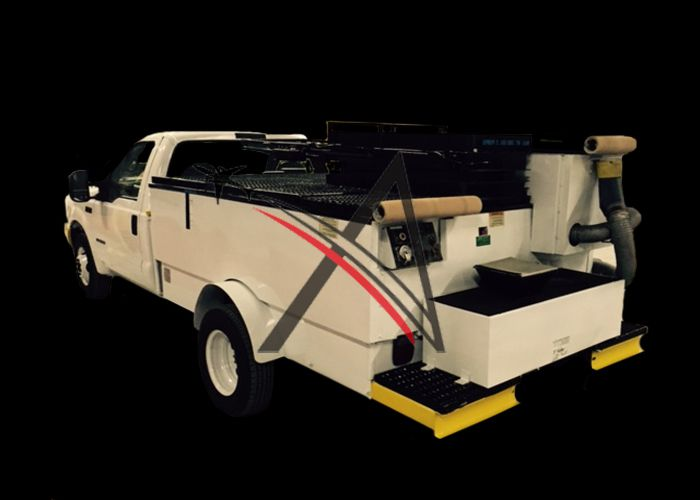 Wollard TLS 770, Lavatory Service