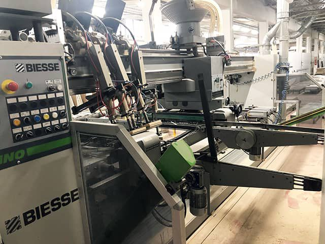 Biesse TECHNO SDT, Automatic Drilling and Doweling Machine