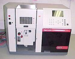 Varian SpectraAA-50 AAS spectrometer