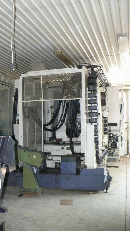Okuma MA-50HB 4 Axis