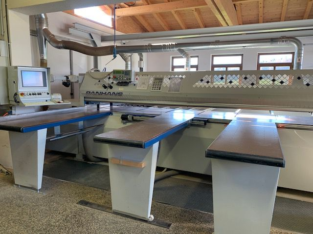 Panhans S45 All IN ON, Panel Saw