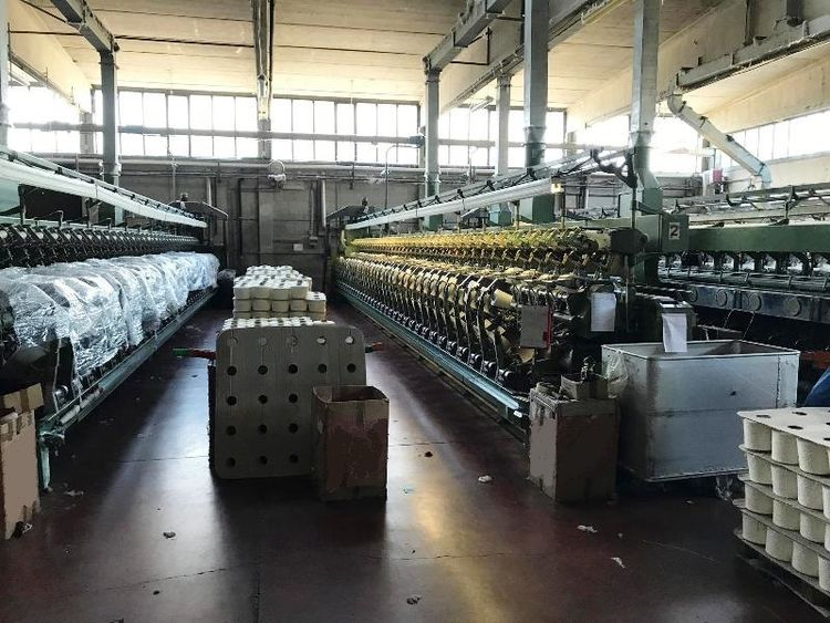 4 Savio VOLUFIL RRS Shrinking machines
