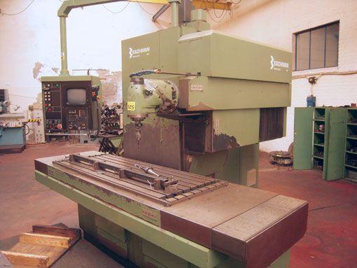 Sachmann RP 3 1800x815mm Max 2200 rpm
