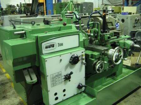 Ward Engine Lathe Variable 3DB