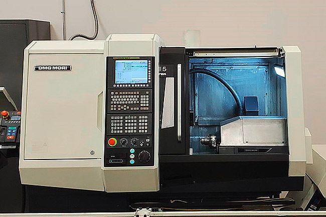DMG Fanuc 32i Control 10,000 RPM Sprint 20/5 2 Axis