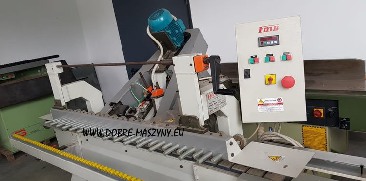 FMB LEVIG B1/ES, PROFILE SANDING MACHINE