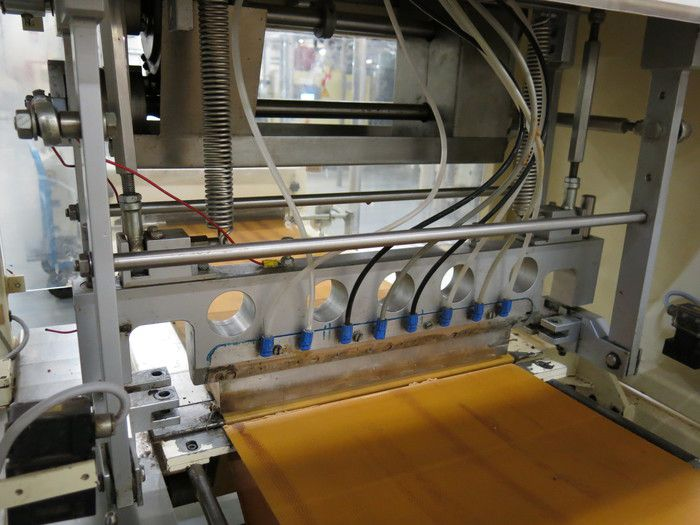 Makat, Sollich, Werner CANDY MASS CENTRE EXTRUSION / FORMING EQUIPMENT
