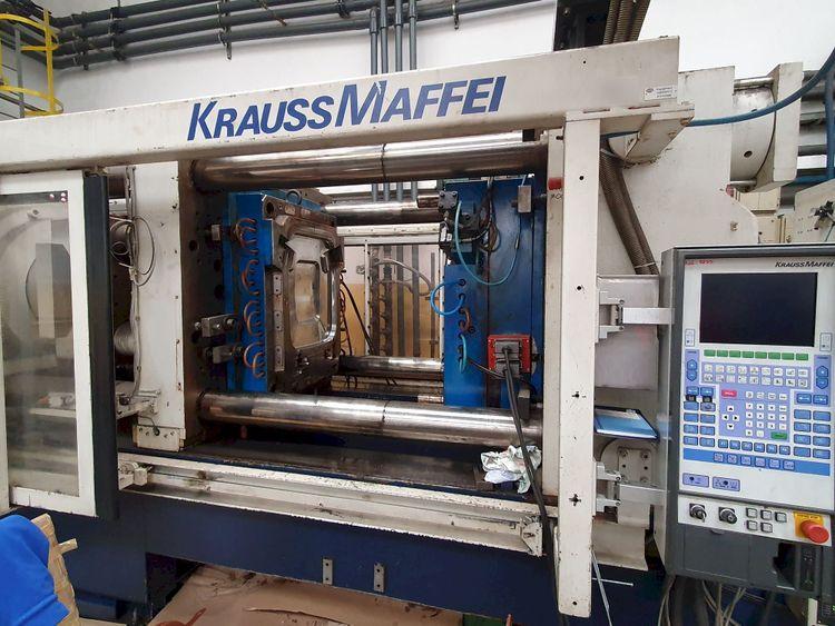 Krauss Maffei 800-4350 BM 800 T