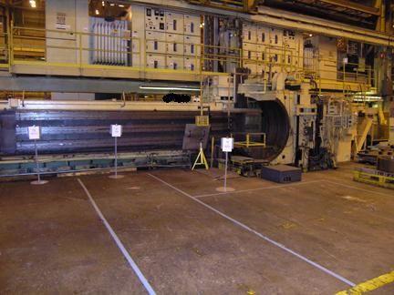 Philli 240 Broach, Horizontal Machine