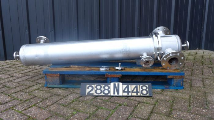 Klima VU2121 RRR 100 WS Heat exchanger