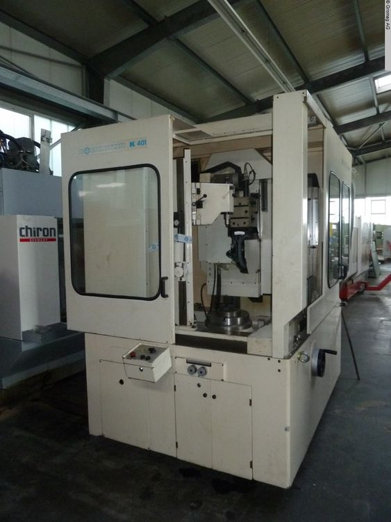 Reishauer RKZ 400 Variable Gear Grinding Machine