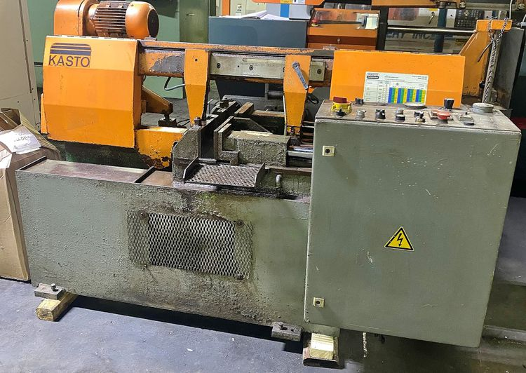 Kasto SBA 220 AU HORIZONTAL BAND SAW Automatic