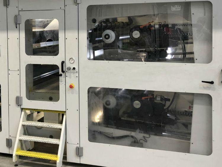 Stack printing press 4 2350 mm