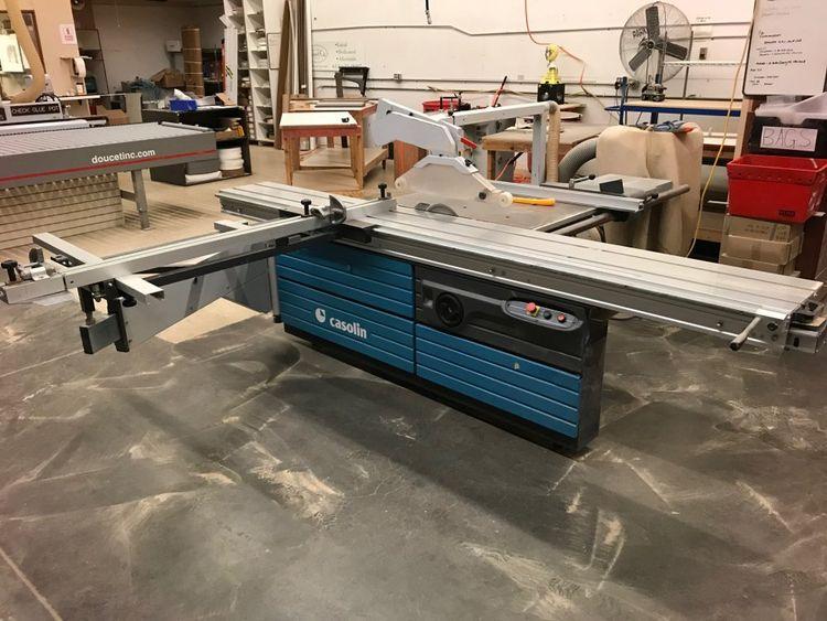 Casolin Astra SE400, Sliding Table Panel Saw