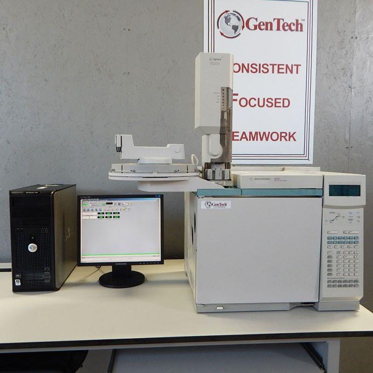Agilent Technologies 6890N Autosampler