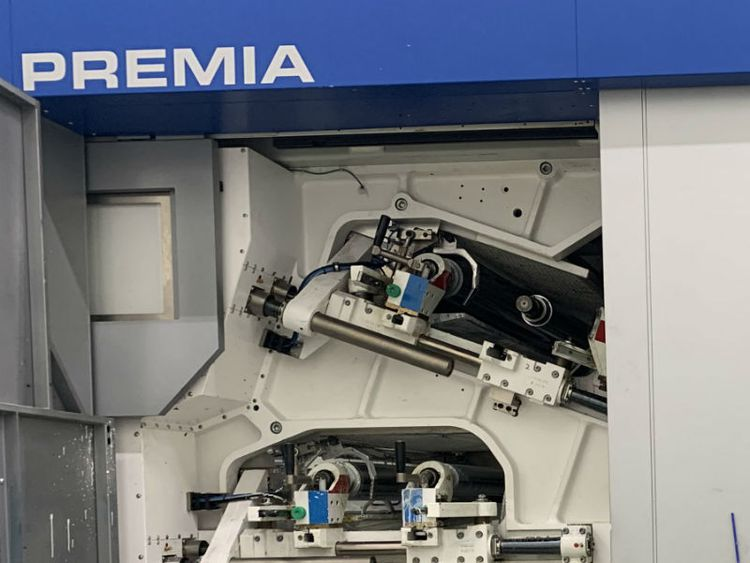 Soma year 2013 Premia, Waterbased printing press 8 col. 1270 mm