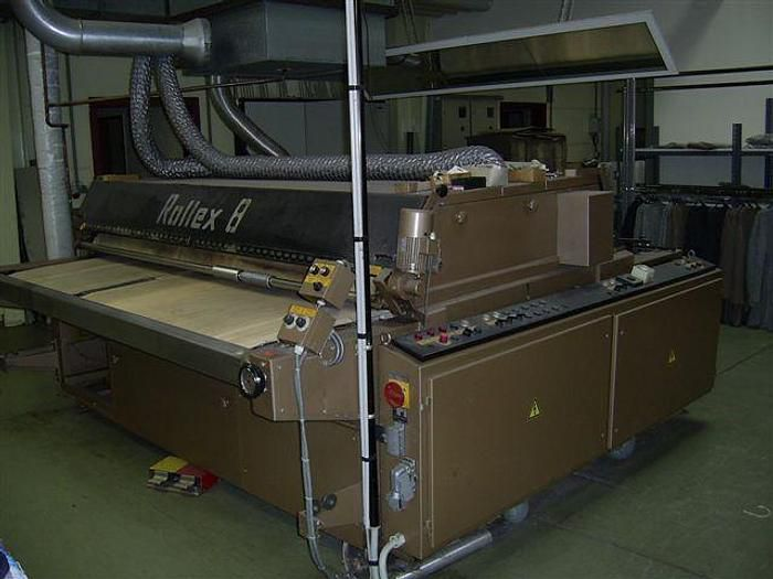 Ehemann Rollex B Steaming and fixing system