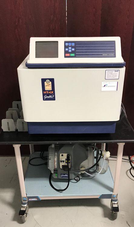 GeneVac HT-4X Series II Benchtop Solvent Evaporator