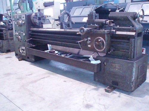 Breda Engine Lathe 1800 rpm BRF250