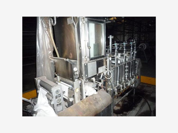 Benz Lab pad steam range