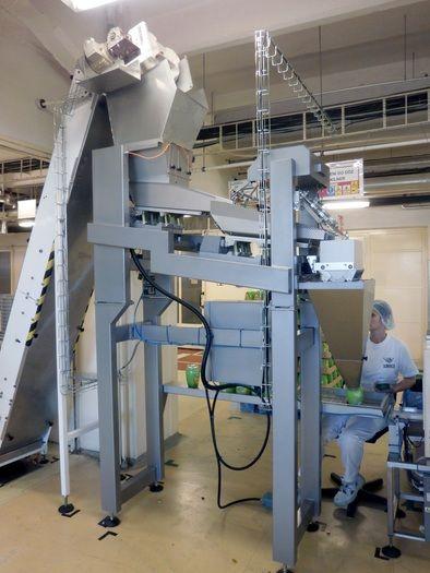 Velteko Packaging Machine (VPM) HS122B LINEAR WEIGHER