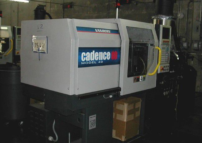 Van Dorn Injection Molding Machine 40 T