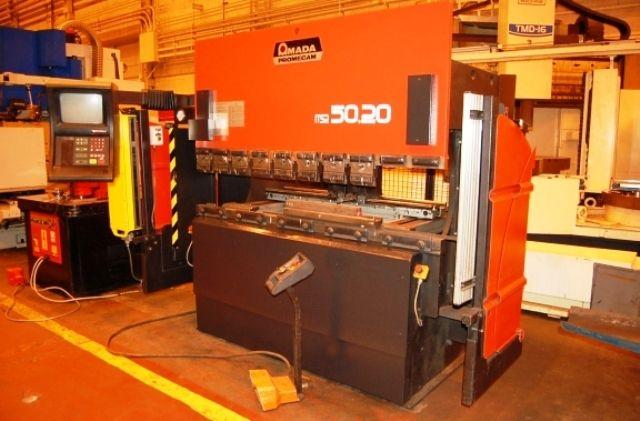 Amada ITS25020 55 US Tons
