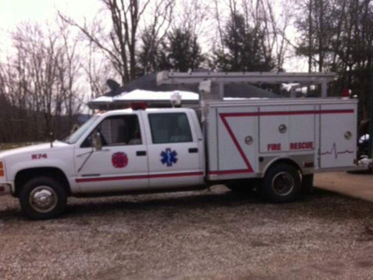 GMC LIGHT RESCUE