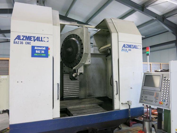 Alzmetall BAZ 35 CNC 120.60 3 Axis