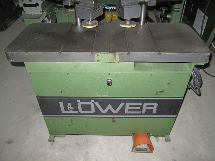 Loewer MZP 1, Press for gluing finger joints