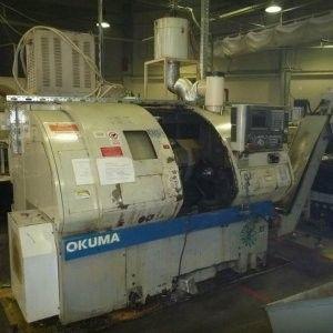 Okuma CNC Control Variable 762S-BB 2 Axis