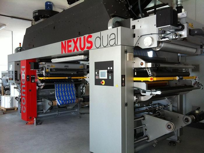 Comexi Nexus Dual Laminator