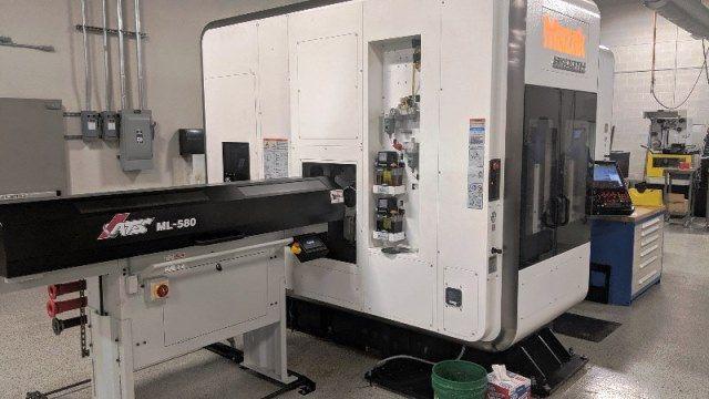 Mazak MAZATROL SMOOTHX CNC CONTROL 5000 rpm INTEGREX I-200SW / 1000U 5 Axis
