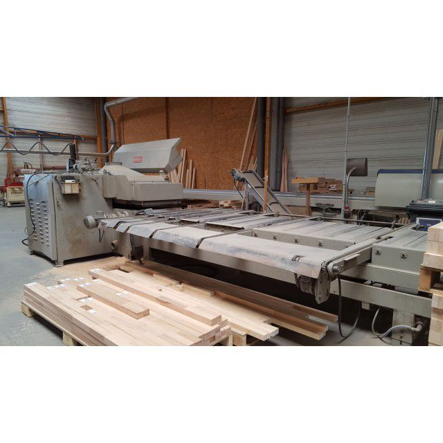 CML SCA 450T500 Multiple Blade Saw
