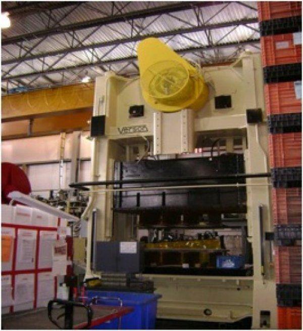 Verson H-200-96X60 200 Ton