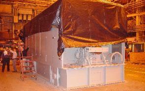 GE (General Electric) LM2500 ENGINE GENERATOR SET