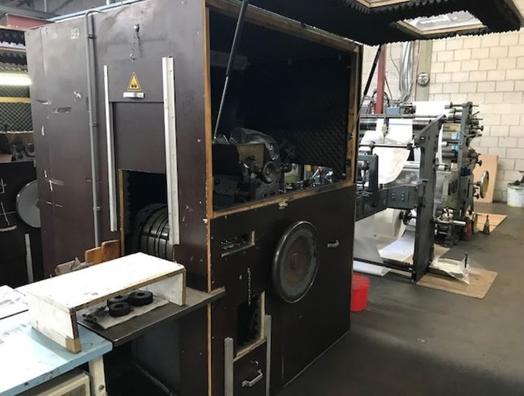 2 W&H MATADOR 26  with 3 col. in line flexo, Very good- 2 units sold together only