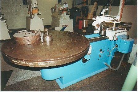 Irle B70, Bending Machines