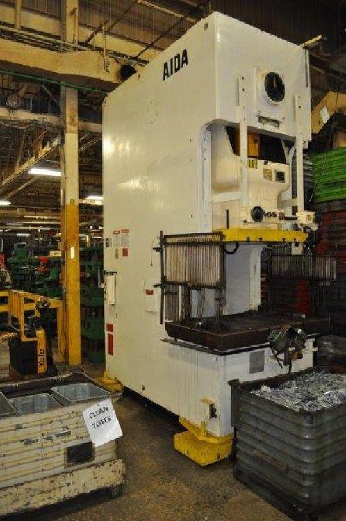 Aida NC1-200 220 Ton