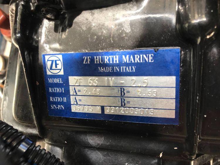ZF Hurth Marine 63 IV