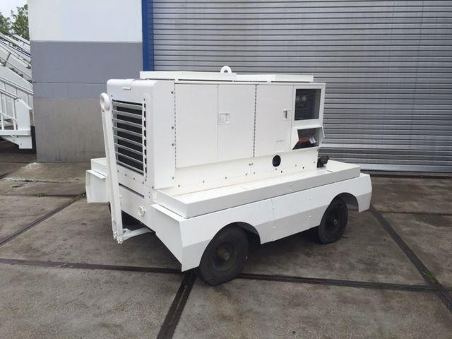 Hobart 90G20P, Ground Power Unit 347 Amps