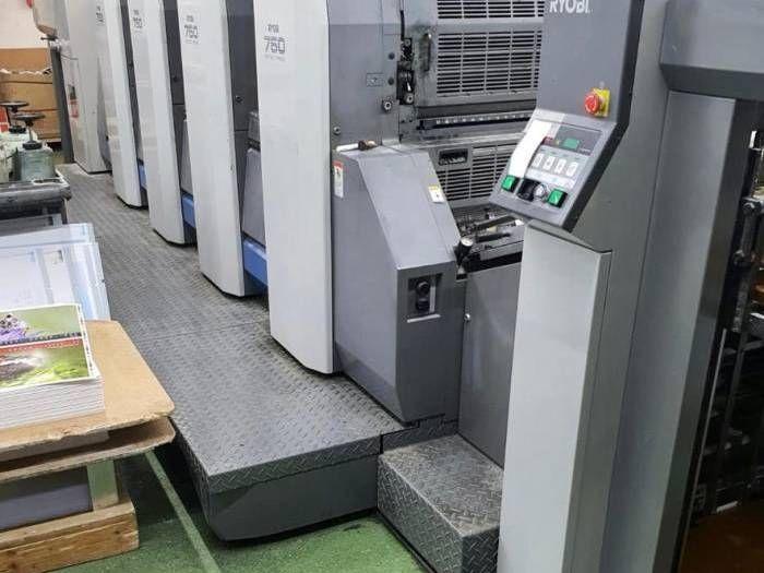 Ryobi 754 4 75 x 60 cm (29 x 23 inch)