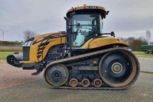 Caterpillar MT775E Tractor