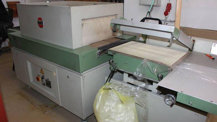 MAF WS 2-ST 500, Foil sealing machine