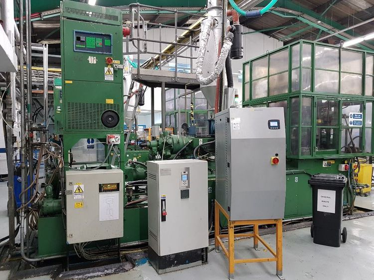 Nissei ASB 250 EXH II Injection Stretch Blow Moulding machine
