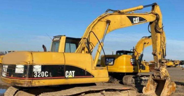 Caterpillar 320CL Excavator
