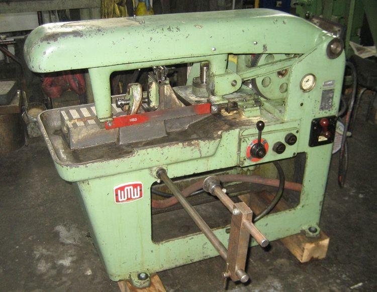 WMW SgB 160 Hack Saw Operator Console